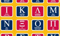 Греческий алфавит – учим новые буквы! :-)