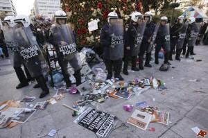 Греческий кризис