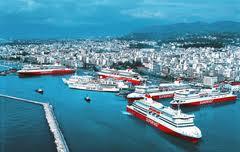 Патры порт