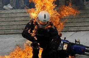 Греция протестует