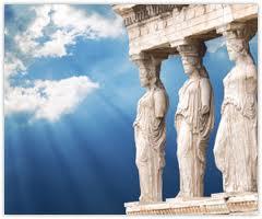 Афины - древняя Греция