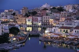 Остров Родос на Крите, Греция
