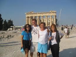 Мы в Афинах